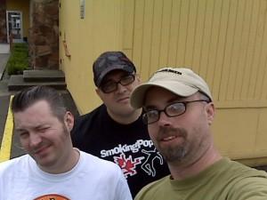 BG Crew @ Seattle Penny Arcade 2008