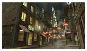 GTA - STREET SCENE