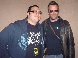 BG's Tim Danger & Thomas Jane