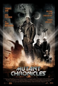 Mutant Chronicles April 2009