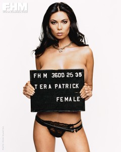 Tera Patrick, your homie in Saints Row 2 DLC.