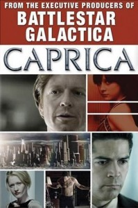 Caprica on DVD & digital download 04.21.09