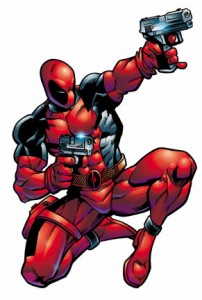 You won't see this Deadpool, not yet anyhow.