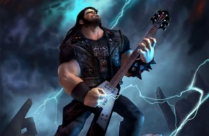 Brutal Legend's tour stops here.