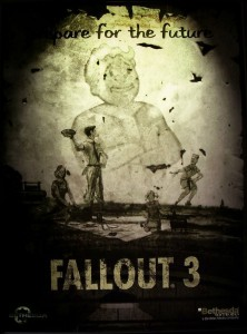 Fallout 3 - Point Lookout DLC today.