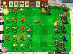 Plants vs. Zombies: A Busy Gamer 5 of 5