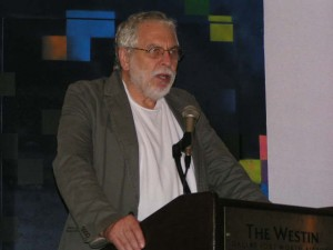 Nolan Bushnell, Founder of Atari and Chuck E. Cheese