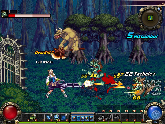 Dungeon fighter online initial release date