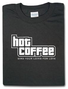 Take Two's coffee burns!