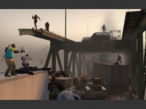 Left 4 Dead 2 is a bit more wide open than its predecessor