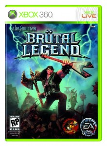 Brütal Legend, and Jack Black, score a Busy Gamer 4