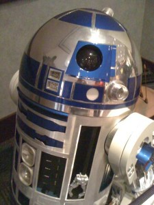 SW Fan Days : Custom built R2 Unit