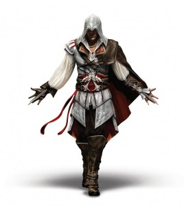 """Concept Art from Ubisoft's upcoming """"Assassin's Creed II"""""""