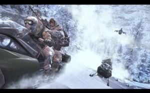 Modern Warfare 2 hits shelves today!