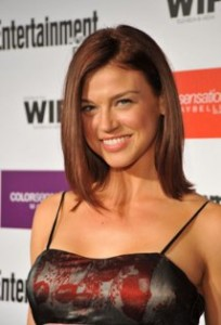 Adrianne Palicki appears to have a lock on the role of Wonder Woman