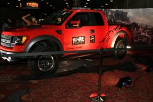 QuakeCon 2011 Rage Truck